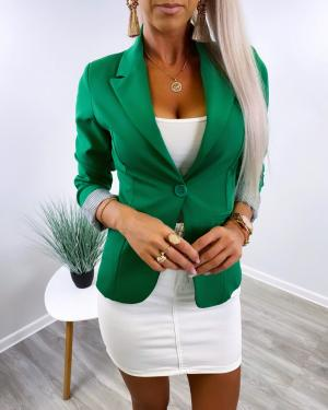Blazer-jacket (green)